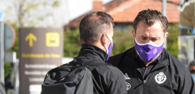 El Valladolid ya tiene favorito para suplir a Sergio. Foto: elnortedecastilla.es