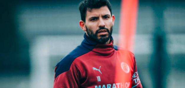 "Sergio Agüero ya no está para ser jugador de este FC Barcelona ""Foto: Semana.com"""