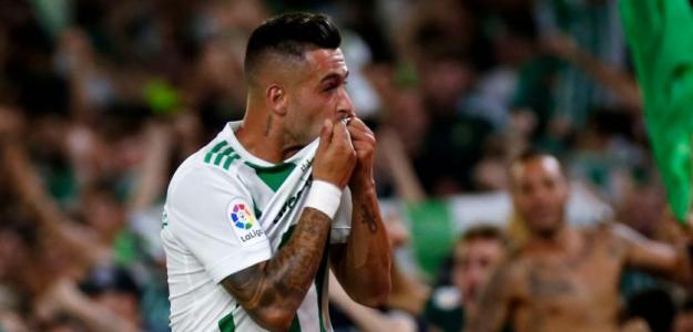 Sergio León deja el Real Betis y ficha por el Levante  / RealBetisBalompie.es