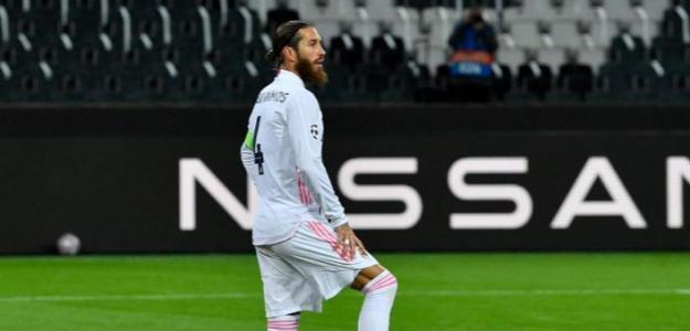 Las 4 tentaciones de Sergio Ramos. Foto: okdiario.com