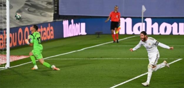 Sergio Ramos, top desde los once metros