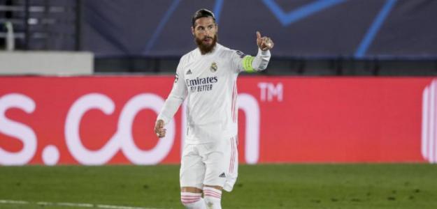 Sergio Ramos se aleja del Real Madrid / Cadenaser.com