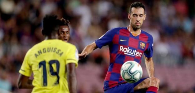 El FC Barcelona sufre de 'Busidependencia'. FOTO: FC Barcelona