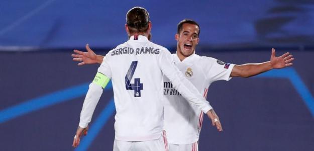 El Madrid paraliza las renovaciones de Sergio Ramos y Lucas Vázquez