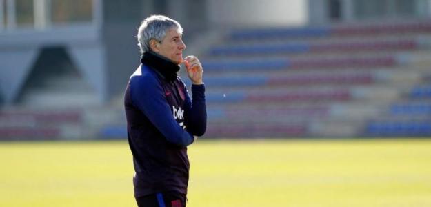 El Barcelona no quiere a Quique Setién la próxima temporada