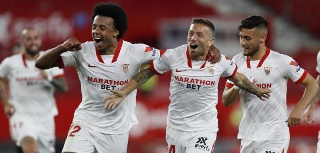 El Sevilla puja en la lucha por La Liga - Foto: Marca