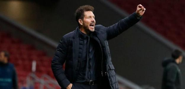 Simeone pide un refuerzo para el mes de enero. Foto: Marca