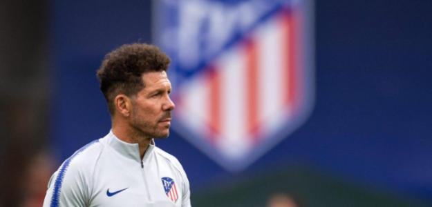 """El jugador que el Atlético de Madrid intentó fichar hasta última hora del cierre de mercado """"Foto: AS"""""""