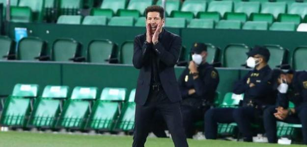 Fichajes Atlético: El portero que vigila Simeone para suplir a Oblak