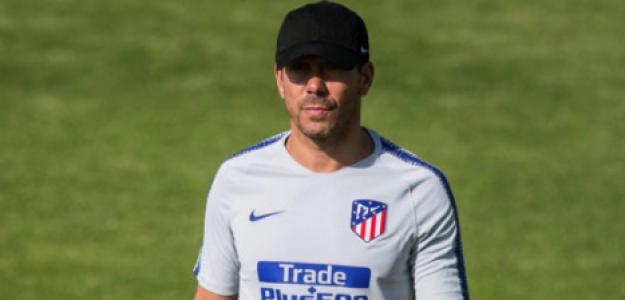 """Simeone prueba su primer once en el regreso de LaLiga con varias sorpresas """"Foto: Marca"""""""