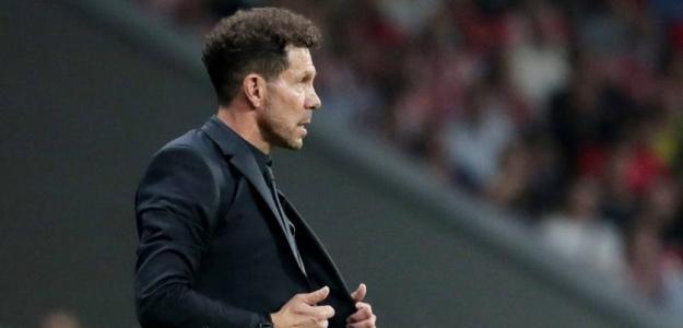 Simeone pide un delantero para enero / Futbolred.com