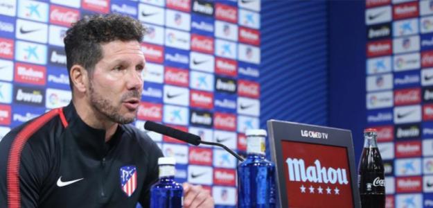Diego Simeone / Atlético