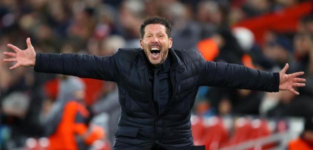 El nuevo tapado de Simeone para la delantera del Atlético