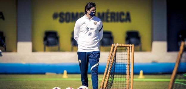 Los 3 refuerzos que quiere Solari para su América. Foto: razón.com.mx