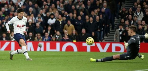 Marcó uno de esos goles que dan la vuelta al mundo.