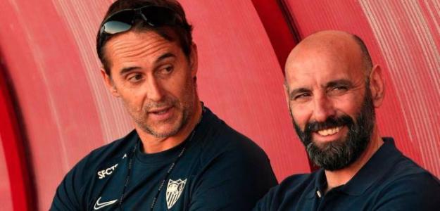 El fichaje sorpresa de Monchi para la delantera del Sevilla. Foto: El Correo de Andalucía