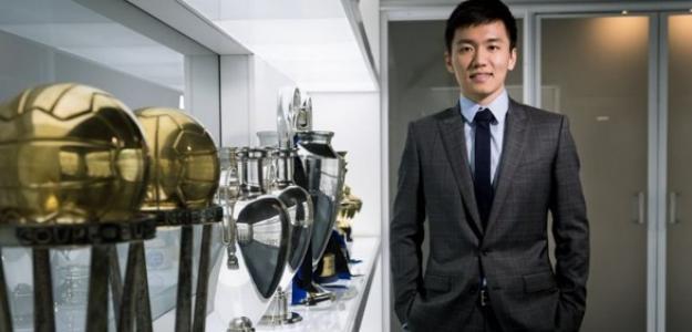 Steven Zhang, presidente del Inter de Milán. Foto: Youtube.com