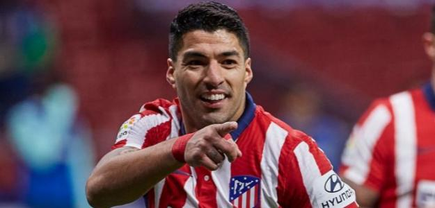 Suárez, un error histórico que va camino de dar una Liga al Atlético