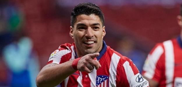 Suárez, camino de repetir el éxito de Villa en el Atlético de Madrid