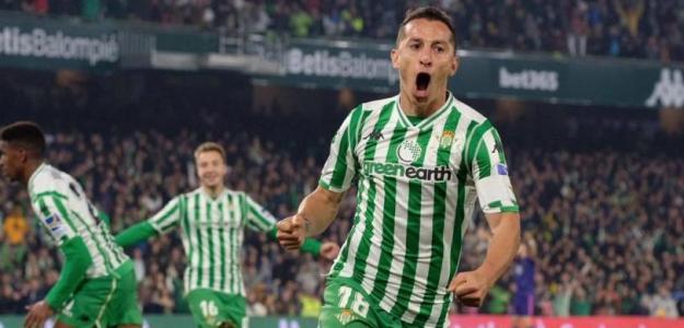 La suculenta oferta que rechazó Guardado para seguir en el Betis. Foto: El Intra Sports