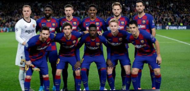 Los descomunales salarios que cobran los futbolistas en el FC Barcelona. Foto: FCB