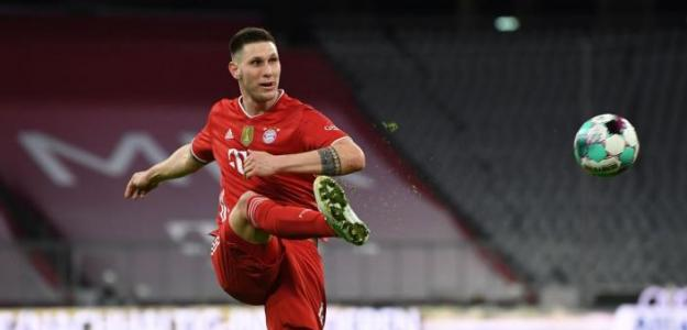 El Bayern de Múnich pone a la venta de Niklas Süle