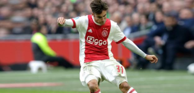 """El Ajax confirma la renovación de Nicolás Tagliafico """"Foto: Infobae"""""""