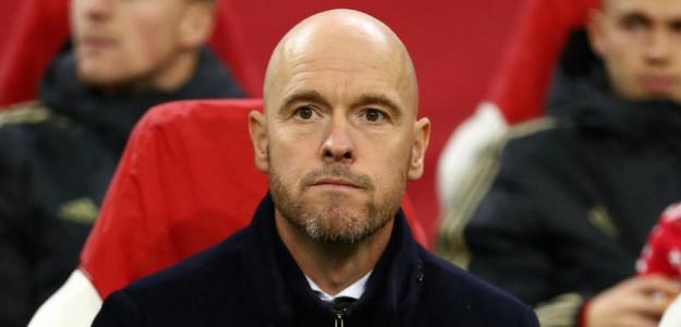 OFICIAL: Ten Hag renueva con el Ajax hasta 2023