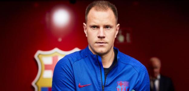 """Ter Stegen reflexiona sobre lo sucedido en Roma y Liverpool """"Foto: Marca"""""""