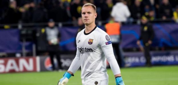 Ter Stegen, muy cerca de renovar cinco temporadas con el Barcelona