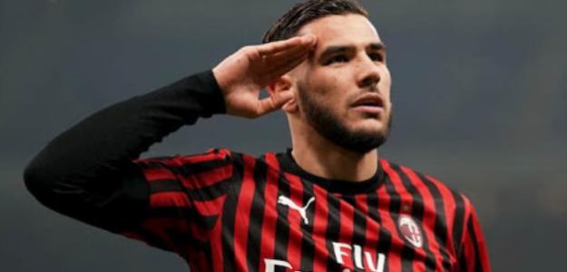 """Théo Hernández se gana el puesto en el AC Milan """"Foto: ACM"""""""
