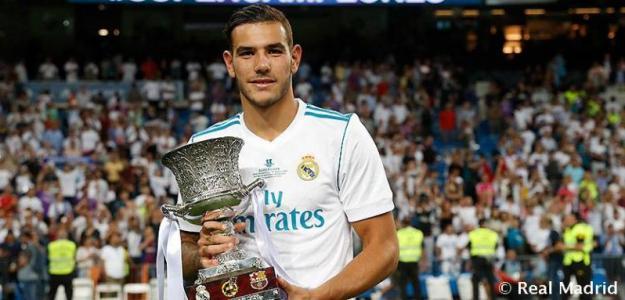 El AC Milan pagará 20 millones por el fichaje de Theo Hernández / Real Madrid