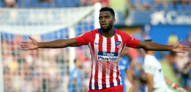 Lemar se lo pone complicado al Atlético de Madrid. Foto: Marca