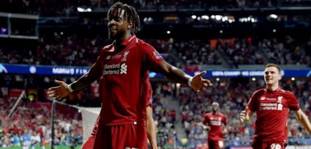 El Real Betis estudia fichar a Divock Origi al Liverpool FC (LFC)