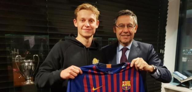 Todos los fichajes confirmados en la Liga española / FC Barcelona.