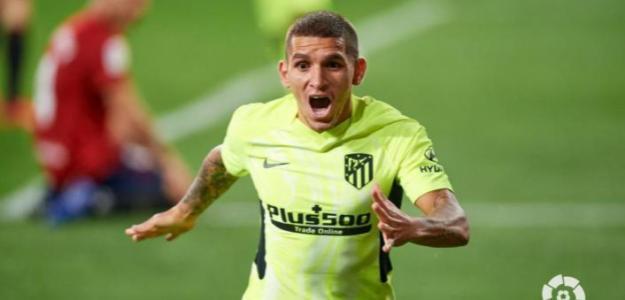 Torreira podría continuar en la Liga, lejos del Atlético / Laliga.es