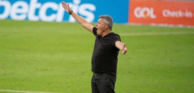 Las tres opciones de Flamengo para suplir a Domènec Torrent