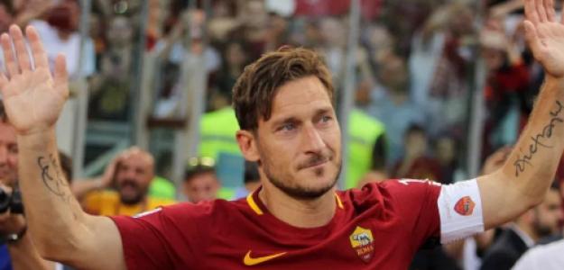 """El inesperado reto que se le presenta a Francesco Totti """"Foto: Televisa"""""""