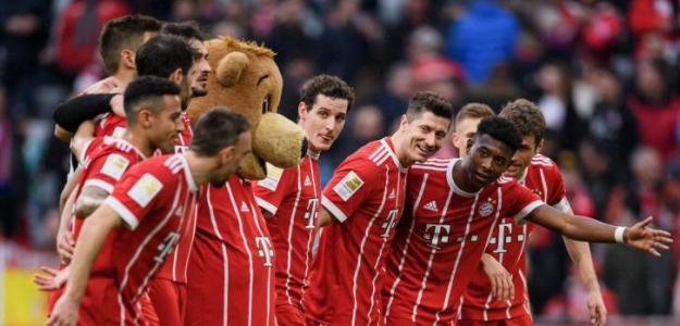 Tres delanteros ideales para jugar en el Bayern Munich / Twitter