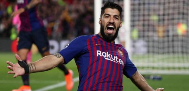 Tres delanteros para retirar a Luis Suárez del Barça / Elpais.com