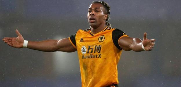 Adama Traoré podría abandonar los Wolves. Foto: Getty