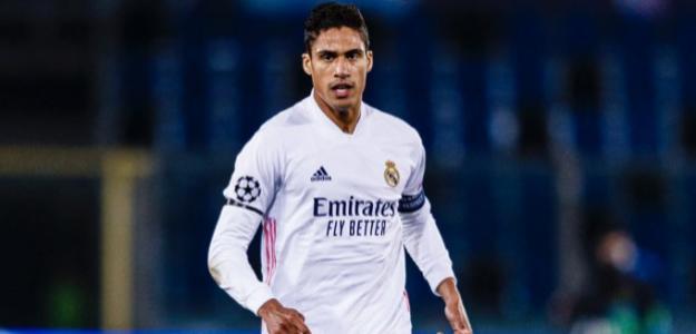 Los tres mejores recambios para Varane en el Real Madrid