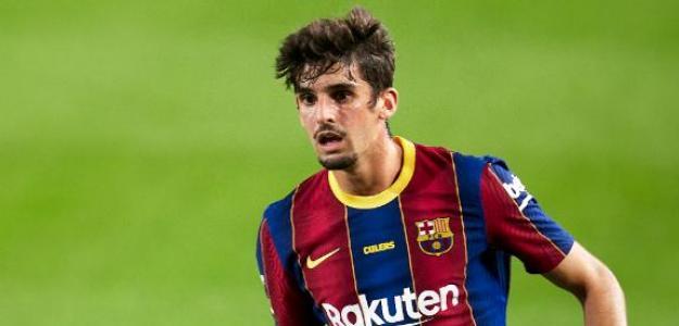 El Barcelona busca una salida a Trincao