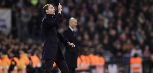Thomas Tuchel, entrenador del PSG / UEFA