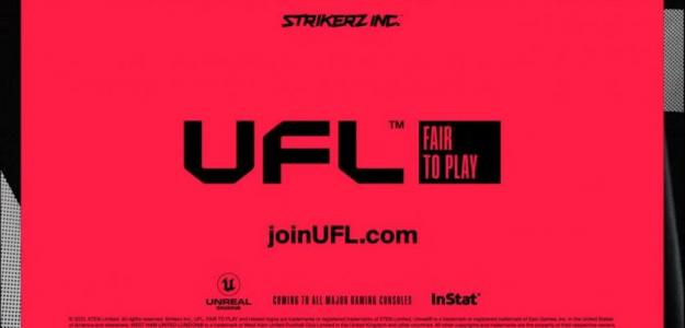 Nace UFL, el nuevo rival de FIFA y EFootball