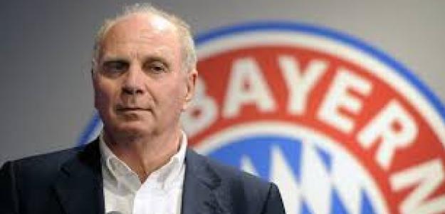 Uli Hoeness. Foto: FC Bayern.