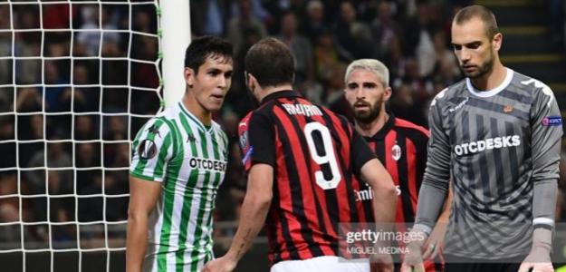 Rumores de fichajes: El Inter descarta a Mandi. Foto: Getty Images
