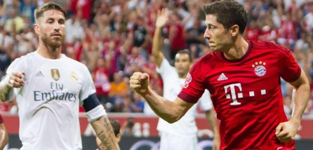 La última oportunidad del Real Madrid para cerrar a Lewandowski. Foto: Bundesliga