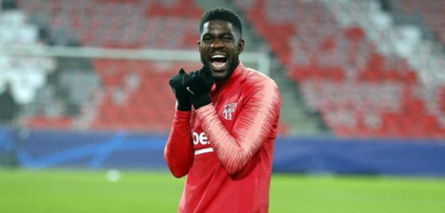 El retorno fallido de Samuel Umtiti a la Ligue 1
