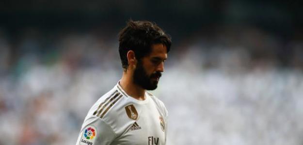 Isco en un partido con el Real Madrid / abc.com